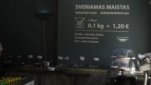 Savitarnos Kavinė Anykšiuose