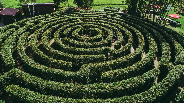 Apvalusis labirintas