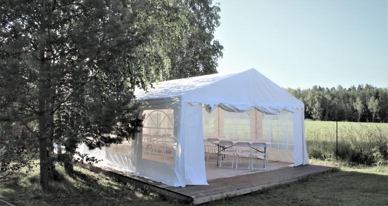 Birthday Tent