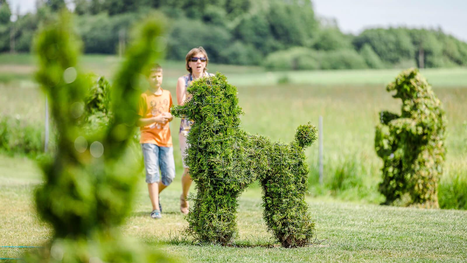 Žaliųjų skulptūrų parkas