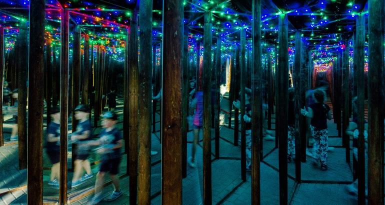 Veidrodžių labirintas